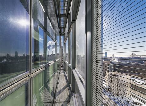 architecture curtain wall architecture to envy art to inspire newsroom weill