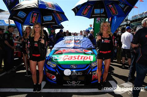 Fotostrecke: Die Girls der australischen V8 Supercars