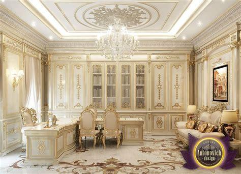 Luxury Office Design of Luxury Antonovich Design   Katrina
