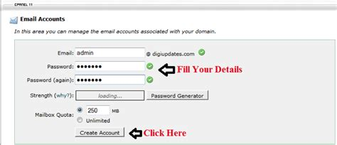 email domain how to create an email with your domain name due