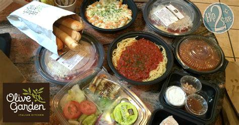 score 4 olive garden entrees 2 soups salads 4