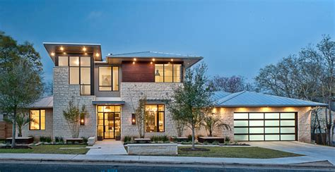 luxury house front design reshaping design through lighting cozy luxury home by cornerstone architects