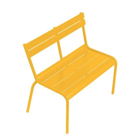 Banc Fermob Luxembourg by Banc Luxembourg Kid Miel De Fermob