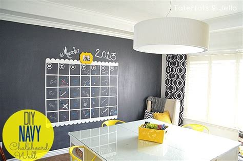 diy chalkboard on wall make a fabric covered magnetic inspiration board