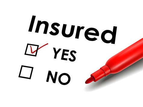 insurance reviews conducting an annual insurance review