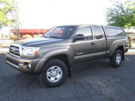 Toyota Tacoma 2009 For Sale Buy Used 2009 Toyota Tacoma Access Cab 4x4 54k