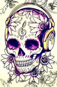 25 best ideas about skull headphones on pinterest