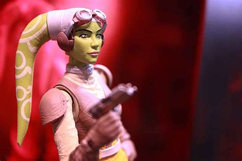 Wars Black Series Wave 23 Hera Syndulla Original hello what do we here hasbro s new wars figures sdcc 2016