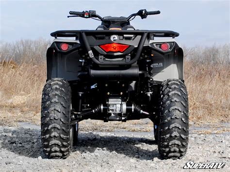 Can L by Can Am Outlander L 2 Lift Kit Static Atv