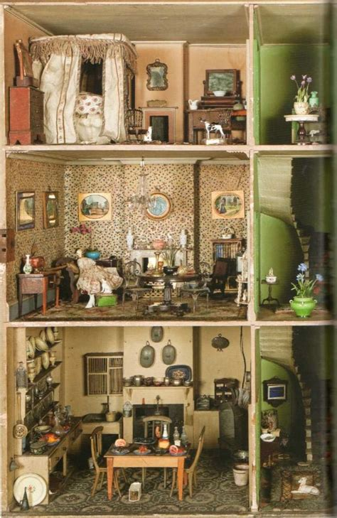 dolls house vintage 371 best images about georgian dollhouse on pinterest english miniature and dollhouse dolls