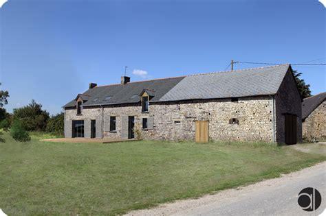 Rénovation Grange by R 233 Novation 232 Re Bretonne