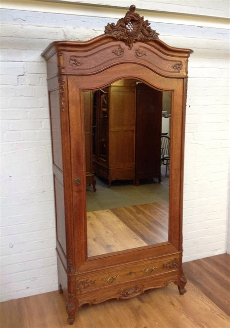 french antique armoire carved oak french armoire 241258 sellingantiques co uk