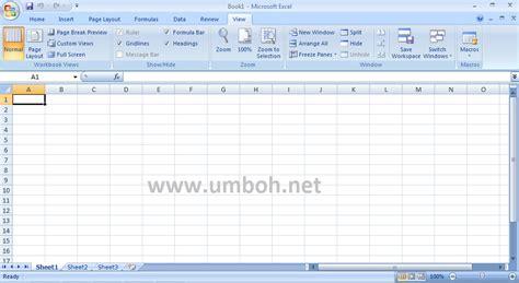 page layout menu in excel fungsi tab menu page layout microsoft excel 2007 berbagi