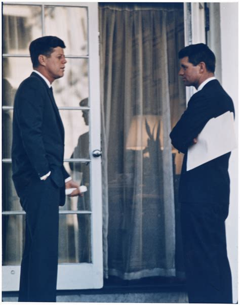 white house office file president with attorney general president kennedy attorney general kennedy