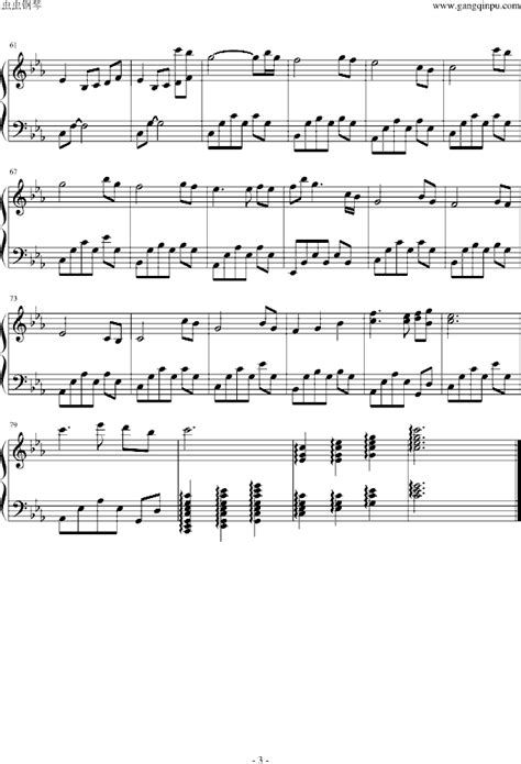 the curtain falls sheet music 战国无双2 the curtain falls the curtain falls钢琴谱 the curtain