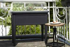 carr 233 potager sur 233 lev 233 table de culture green basic elho