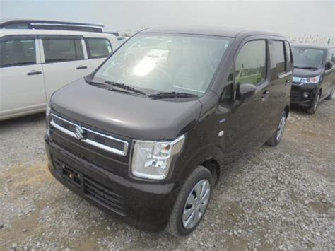 japanese used suzuki wagon r fx 2017 cars for sale
