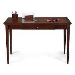 writing desk realspace inlay writing desk light cherry by office depot