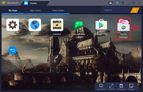bluestacks jio4gvoice not working introducing media manager in bluestacks 3 bluestacks support