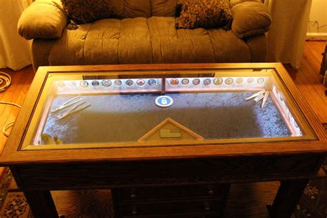 shadow box coffee table  woz  lumberjockscom