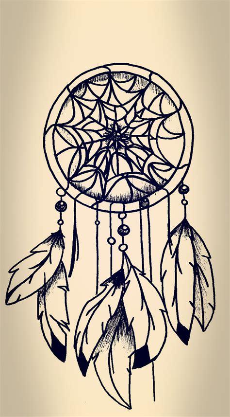 design dream man my dreamcatcher tattoo by pirew on deviantart