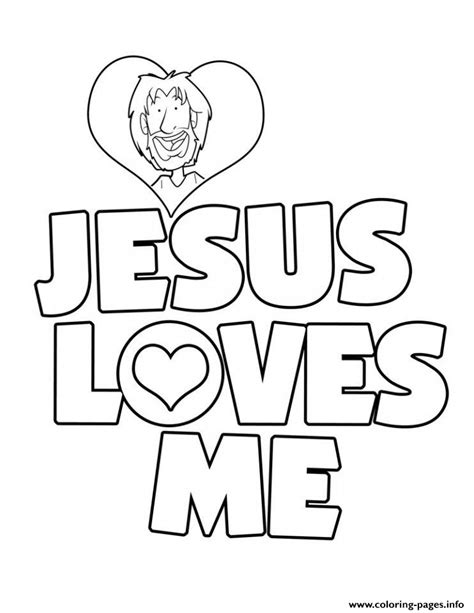 jesus name coloring page jesus loves me coloring pages printable