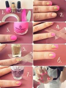 tutorial nail art design simple 25 fun and easy nail art tutorials style motivation
