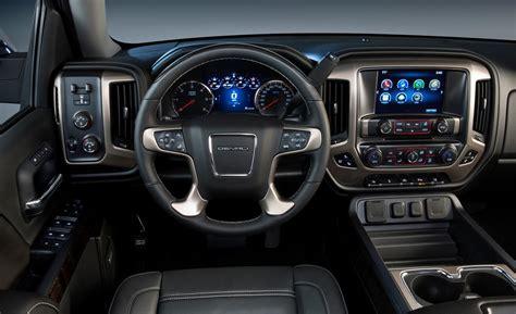 Gmc Denali Interior by Car And Driver