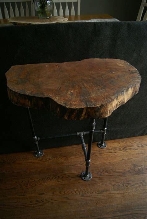 live edge table legs natural edge elm entry table live edge end table slab