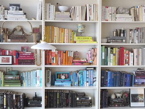 Wall Bookcase Bookshelves