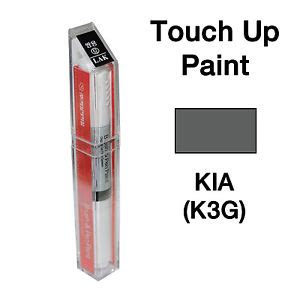 Kia Paint Pen Kia Oem Brush Pen Touch Up Paint Color Code K3g Gunmetal Gray