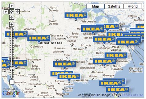 ikea locations ikea case study