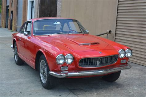 classic maserati sebring 1963 maserati sebring series i for sale on car and classic
