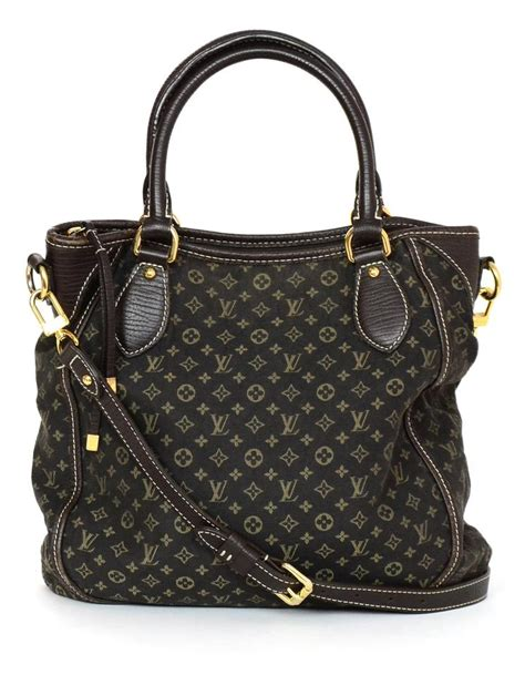 louis vuitton lv logo fusain monogram idylle angele