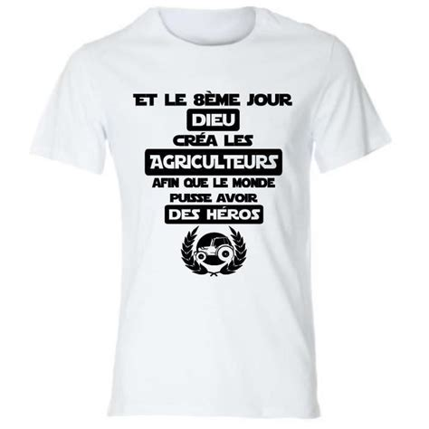 Spesial Shirt Parka Latte Diskon 30 shirt personnalis 233 sp 233 cial agriculteurs t shirt id 233 e