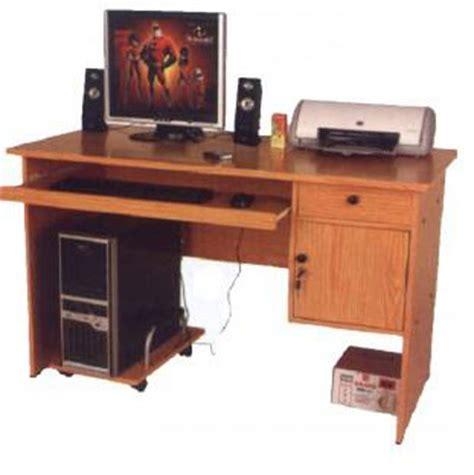 Cek Meja Komputer furniture interior memilih meja komputer