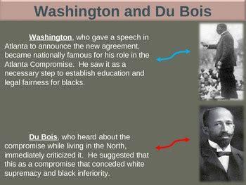 booker t washington vs web dubois venn diagram booker t washington web du bois part 1 comparisons