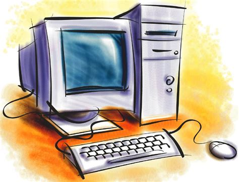 on computer picture of a computer free clip free clip on clipart