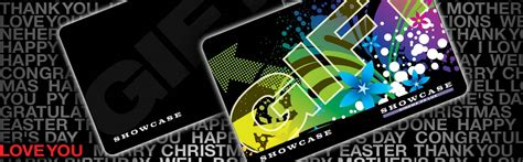 Showcase Gift Card Balance - cinemas gifts gift cards showcase cinemas