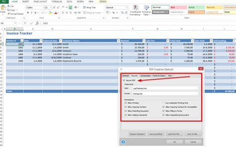 Secure Excel Spreadsheet protect excel spreadsheet with password buff
