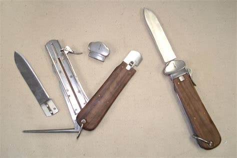 what is a gravity knife gravity knife