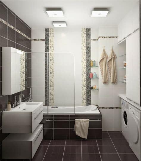 nautisches badezimmer wandgestaltung bad 35 ideen f 252 r badezimmergestaltung mit
