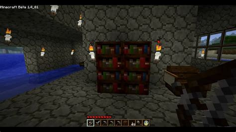 minecraft how to make paper book and bookshelf