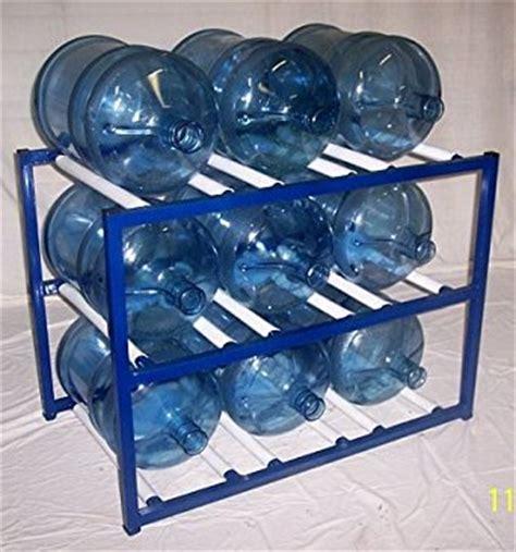 shaco racks 5 gallon water bottle storage rack with 9