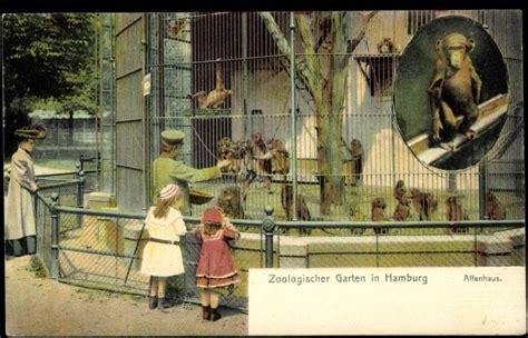 Zoologischer Garten Inder by Ansichtskarte Postkarte Hamburg Zoologischer Garten