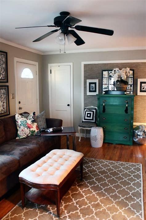 working   long narrow living room emily  clark