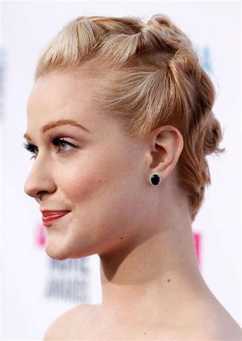 short cut saturday 17 ways to style a bob haircut hair short cut saturday short twisted upstyle hair romance