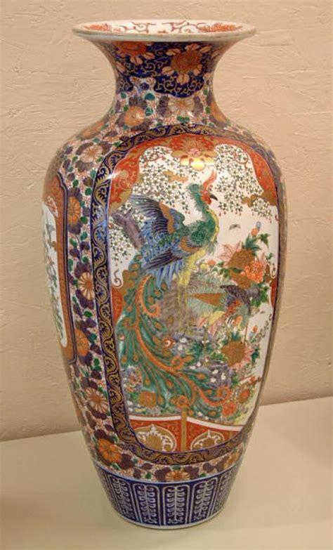 Japanese Vases Values by Price Item Value Of Large Antique Japanese Imari Vase