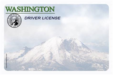 drivers license template driver s license birthday invitations all states