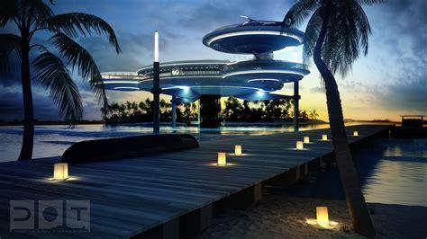 the sea inns technology underwater hotel